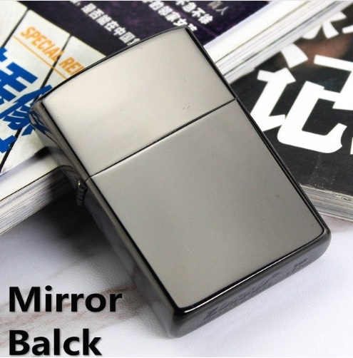 Mirror Black