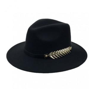 Mũ phớt thời trang cổ điển Fedora Panama