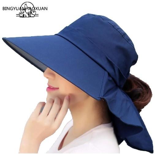 Mũ thời trang chống nắng vành rộng