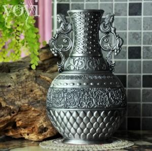 Bình hoa kiểu cổ điển, hoa văn phong cách Châu Âu