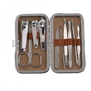 Bộ 10 công cụ chăm sóc móng tay, chân Riwa
