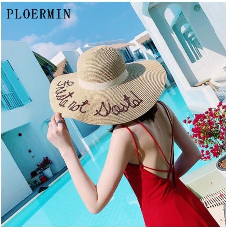 Mũ thời trang du lịch mùa hè PLOERMIN