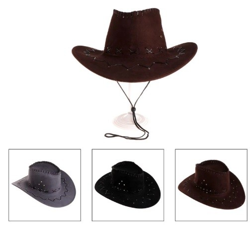 Mũ cao bồi du lịch Cowboy Hat