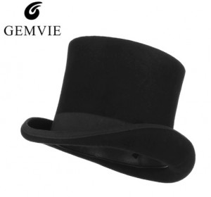 Mũ phớt kiểu cổ điển GEMVIE