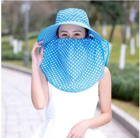 Mũ chống nắng nữ Cotton chống tia UV