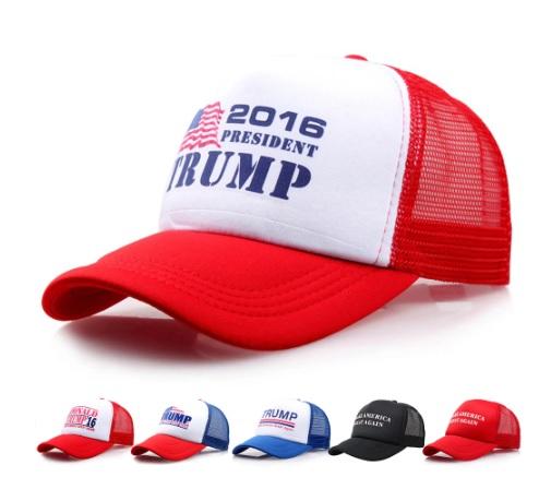 Mũ lưỡi trai lưới Donald Trump