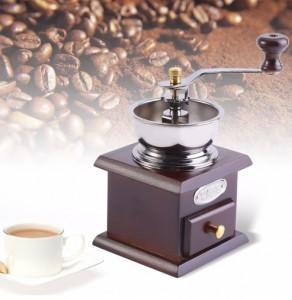 Máy xay cafe cầm tay Molinillo cafe phong cách cổ điển