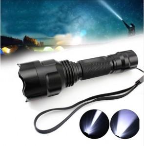 Đèn pin LED siêu sáng 500LM chống thấm nước