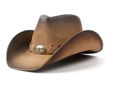 Mũ cao bồi miền tây da bò cao cấp