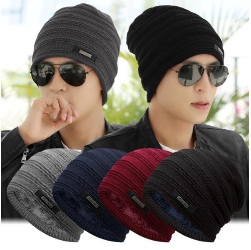 Mũ len 2 lớp siêu ấm kiểu Hàn Quốc