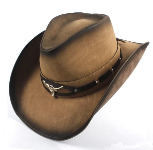 Mũ cao bồi miền tây  Jazz Caps C9