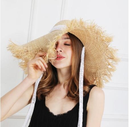 Mũ đi biển mùa hè Collapsible