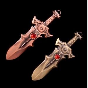 Bật lửa sáng tạo mô hình bình thanh kiếm