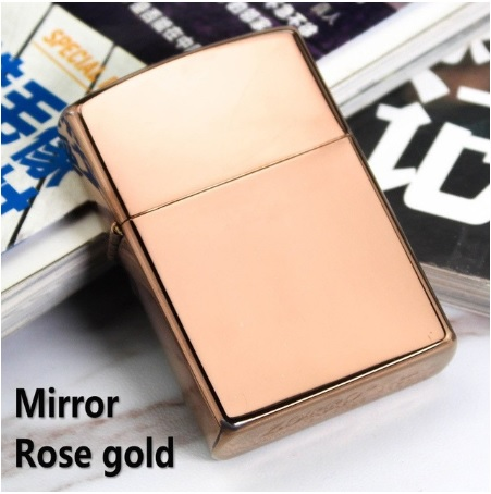 Mirror Rose Gold