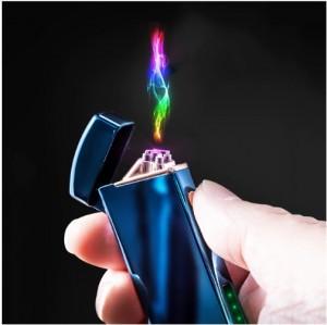 Bật lửa điện tử Dual Arc USB