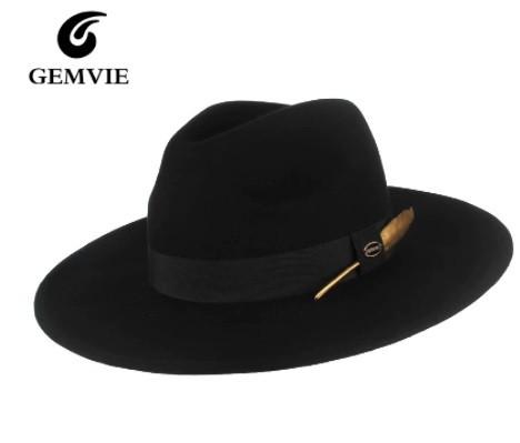 Mũ phớt thời trang Panama Jazz Cap