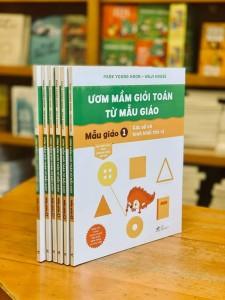 ( Bộ 6 cuốn ) Ươm mầm giỏi toán từ mẫu giáo