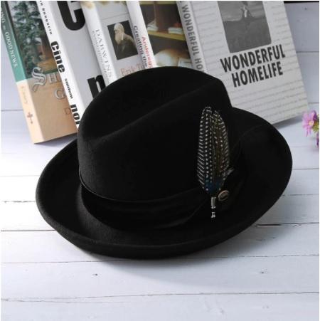 Mũ phớt thời trang Gemvie kiểu Anh