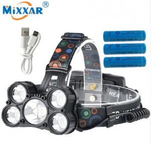 Đèn pha gắn trên đầu 18000LM LED floodlight