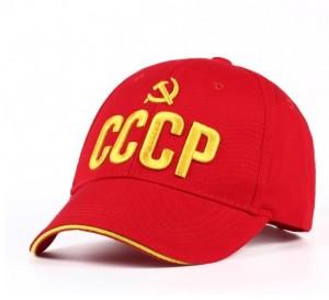 Mũ bóng chày thêu 3D phong cách Nga CCCP USSR