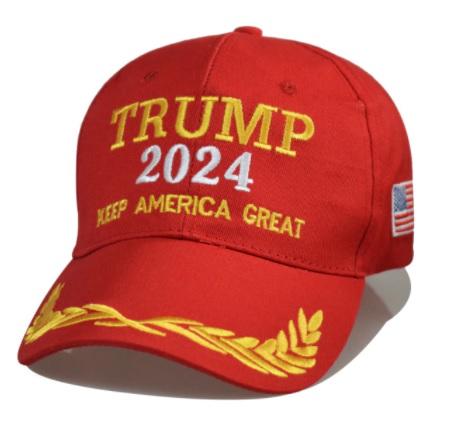 Mũ bóng chày Trump 2024 Keep America Great