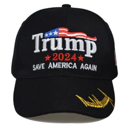 Mũ lưỡi trai Trump 2024 Save America Again