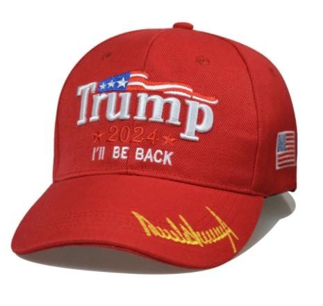Mũ bóng chày Trump 2024  I'll Be Back