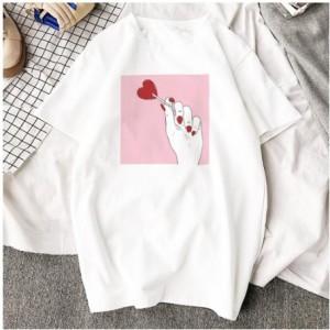 Áo phông nữ T Shirt thời trang Hàn Quốc Kawaii 100% Cotton